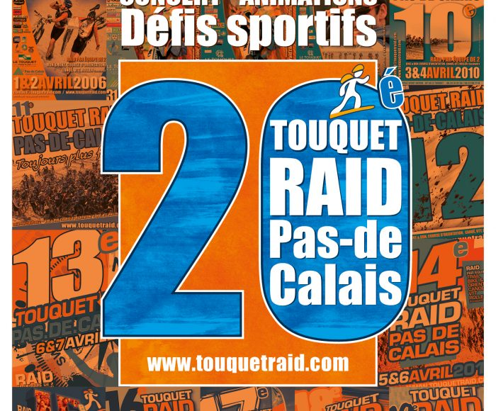COURSE TOUQUET RAID PAS DE CALAIS