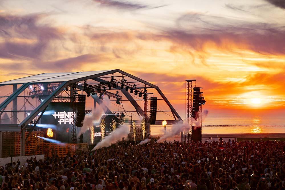 festival touquet music beach - Camping La Foret Stella Plage, réservation de mobil-home et emplacement en bord de mer