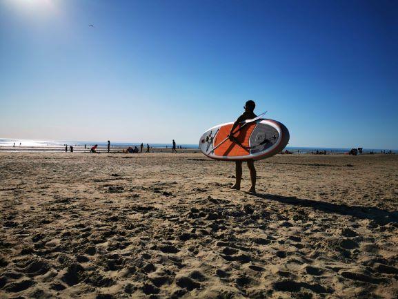 paddle le touquet - Camping La Foret Stella Plage, réservation de mobil-home et emplacement en bord de mer